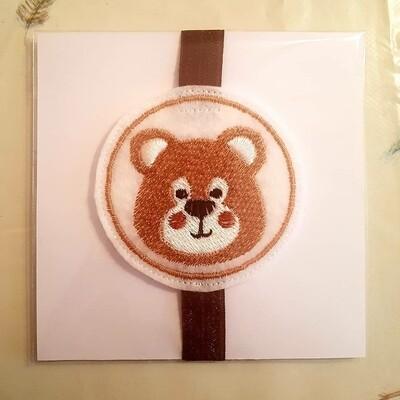 mummabear Planner Band - Brown