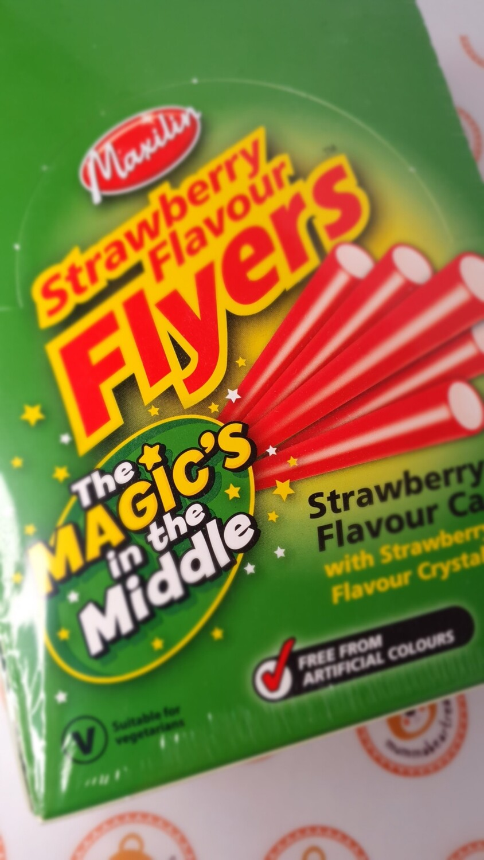 Strawberry Flyers