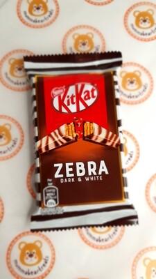 KitKat Zebra Bar