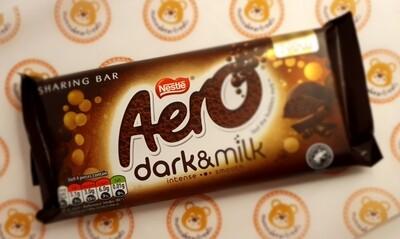 Aero Dark & Milk - 90g