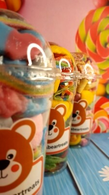 Pick & Mix Sweet Cup - 400g