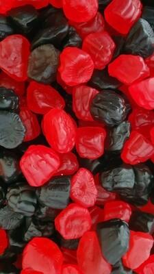 Black & Raspberry Gums