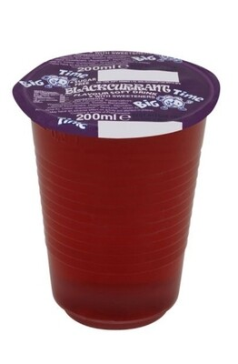 Cup Drink - Blackcurrant
