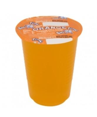 Cup Drink - Orange