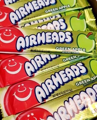 Air Heads Bar - Green Apple