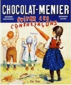 Chocolat Menier, éviter les contrefaçons