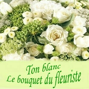 Bouquet Surprise Blanc