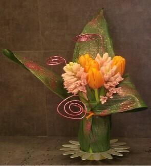 Botte de tulipes