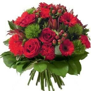 Amour Éternel rouge