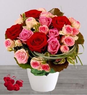 Bouquet Eden Rose