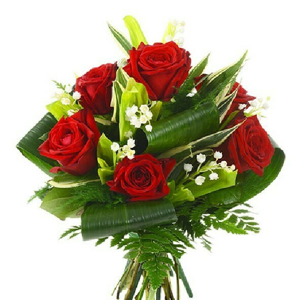 Bouquet Lirio