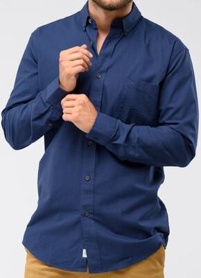 Camisa OXFORD Lavada