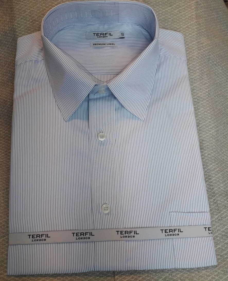Camisa Terfil Manga larga - Rayas