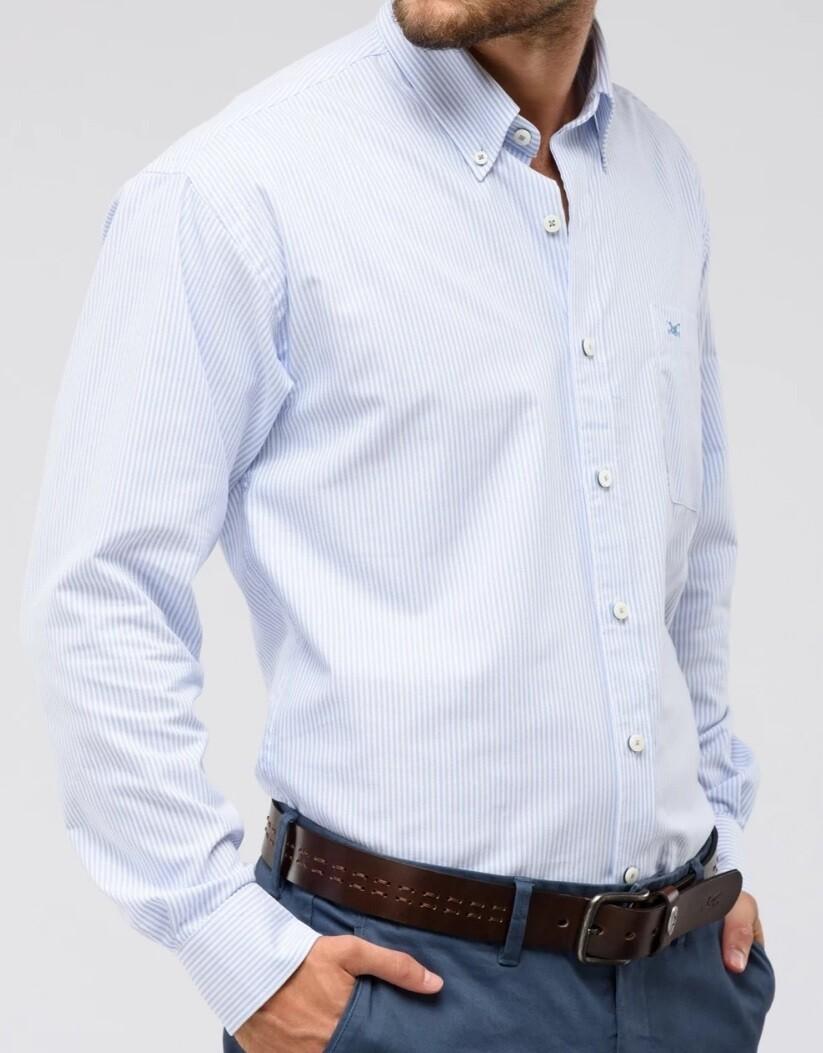 Camisa OXFORD Rayas
