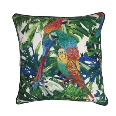 Cuscino Parrots