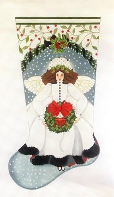 White Angel     handpainted from Melissa Shirley