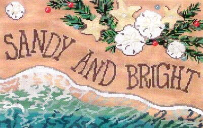Sandy and Bright  (handpainted from CBK)