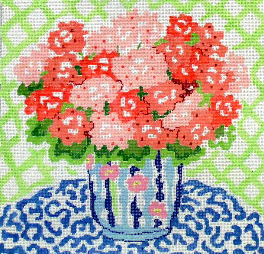 Matisse's Table 16     (handpainted from Jean Smith)