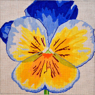 Pansy      (handpainted by Jean Smith)