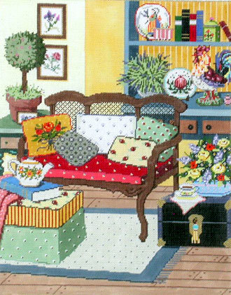 Provence     (Sandra Gilmore)