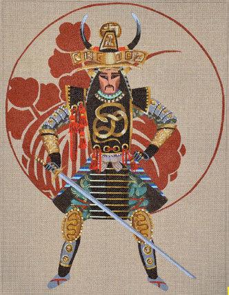 Yoritomo   (w/Stitch Guide)    (Handpainted by Leigh Desighs)
