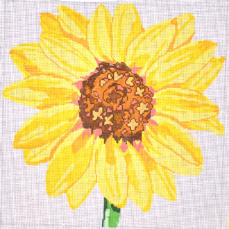 Large Sunflower      (handpainted by Jean Smith)