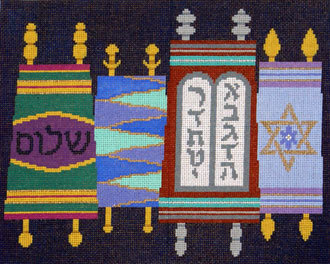 Torah Tallis Bag