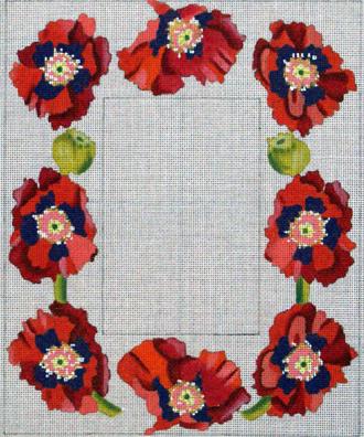 Opium Picture Frame (Handpainted by Julie Mar Designs)