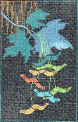 Blue Maple w/ Stitch Guide