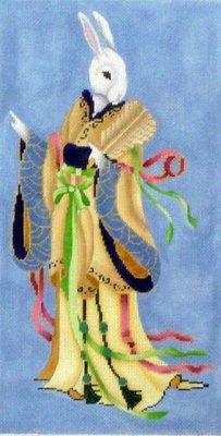 Geisha Rabbit   (B. Stofft)