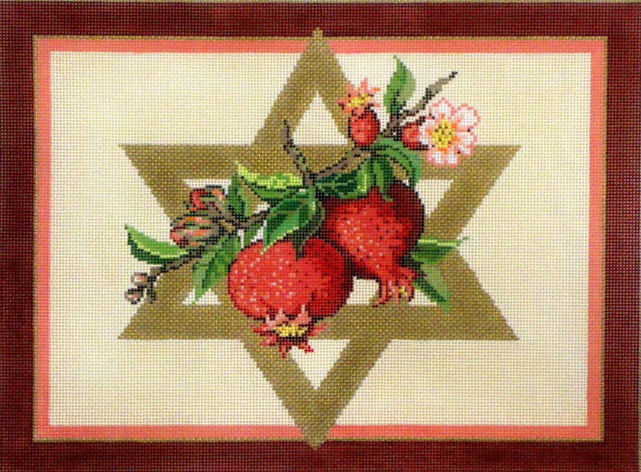 Seeds of Faith Tallis    (Hand Painted by Sandra Gilmore)