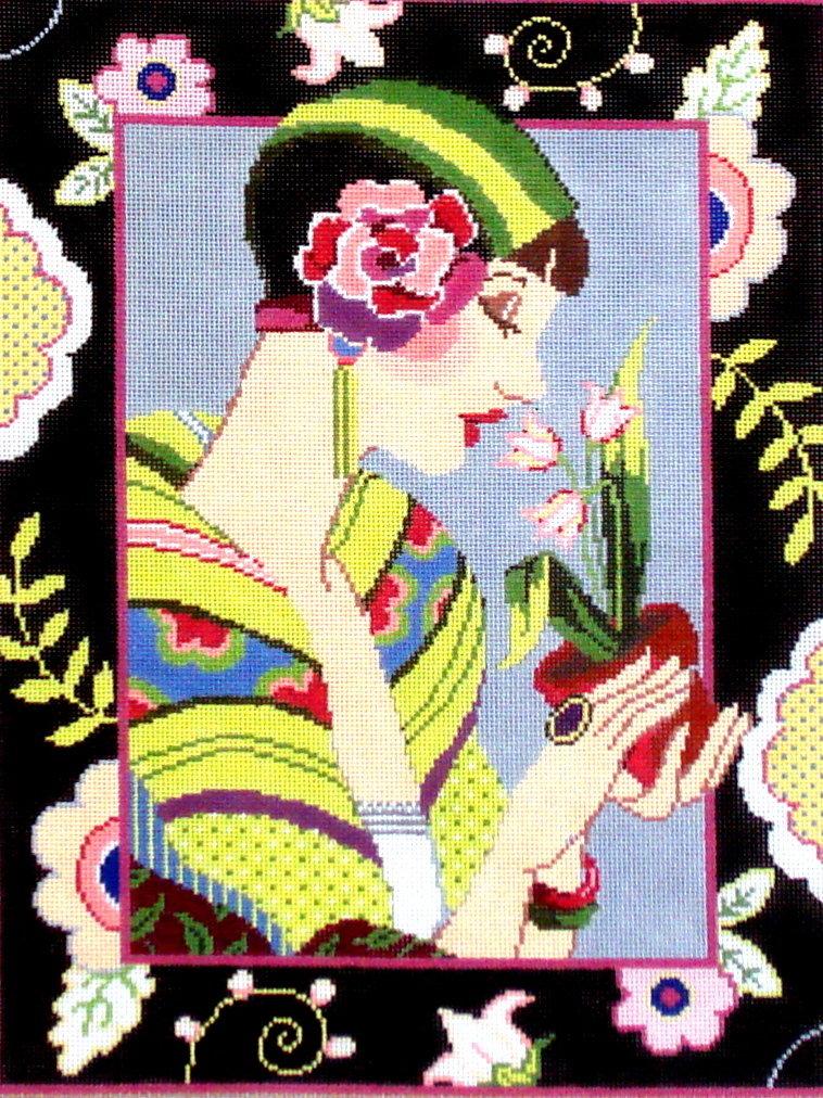 Camille     (handpainted from Fleur de Paris)