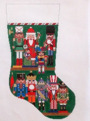 Nutcracker Collection      (handpainted  from from Susan Roberts)