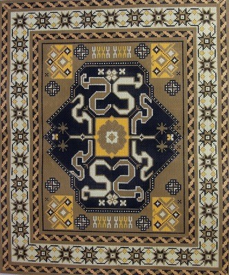 Large Pattern     (Handpainted by Amanda Lawford Designs)