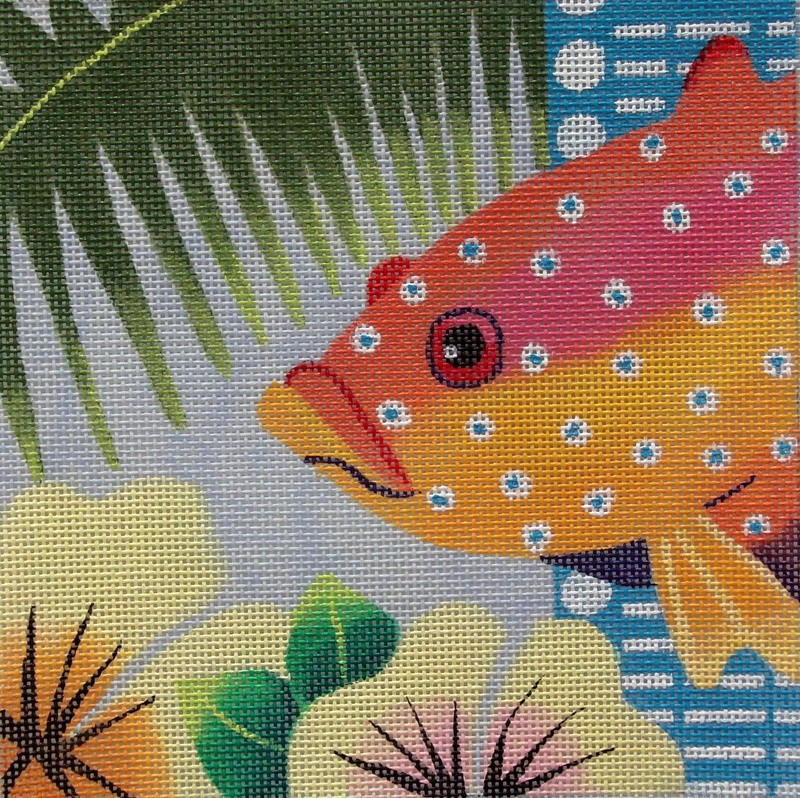 Montego       (Handpainted by Leigh Designs)
