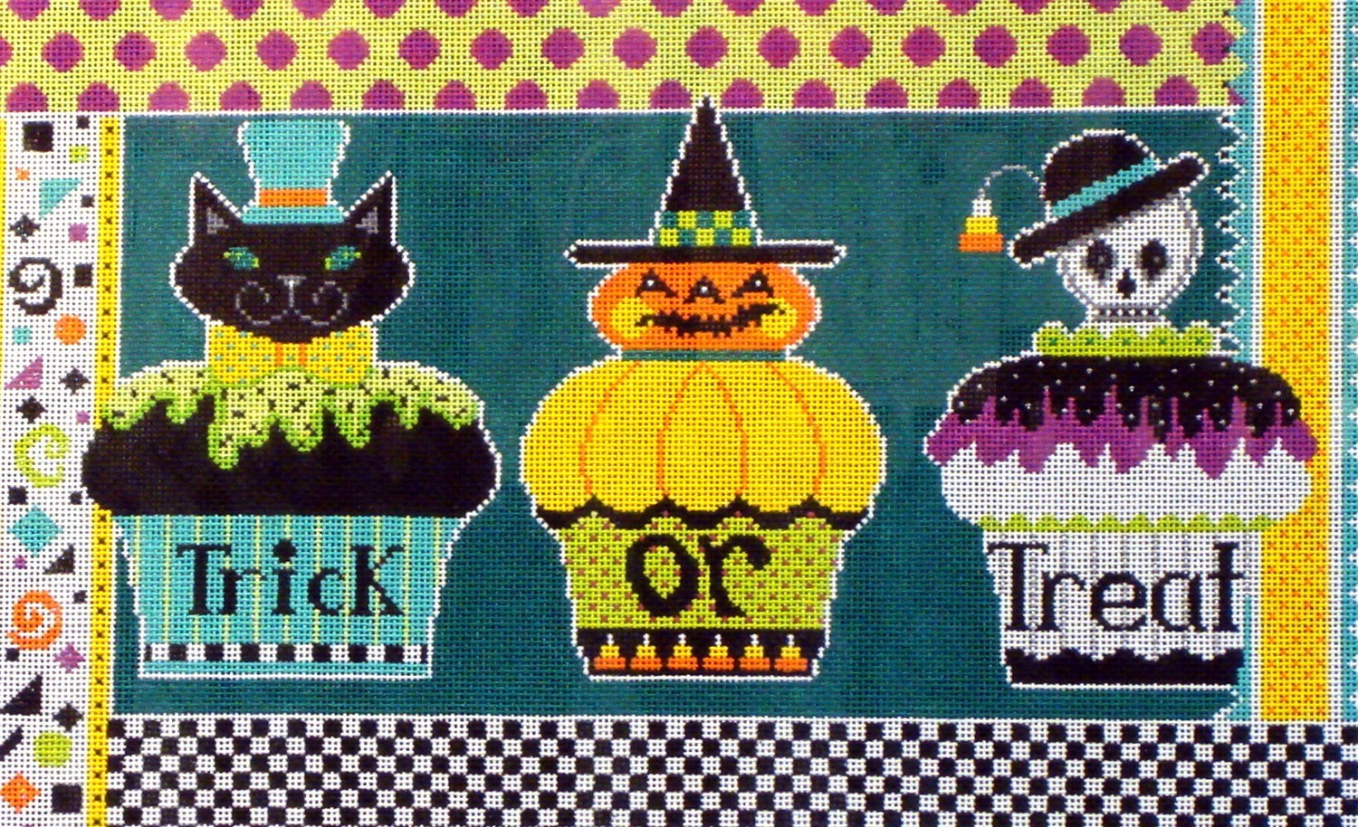 Halloween Cupcakes   (hand painted by Shelly Tribbey Designs)