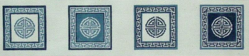 Oriental Signs   (handpainted by Susan Roberts)