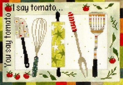 Kitchen Tools    (handpainted from Pippin)
