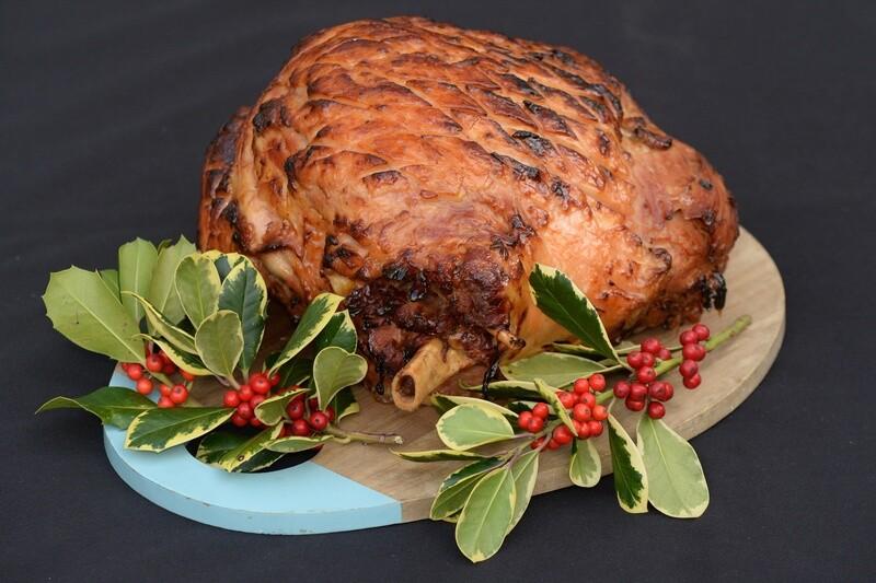 3.5kg Glazed Free Range Ham