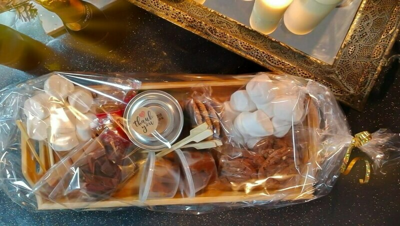 Deluxe Smores Gift Set