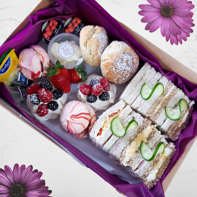Mothers Day Afternoon Tea Family Box (4 people)