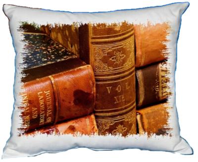 Polštářek Středověké knihy