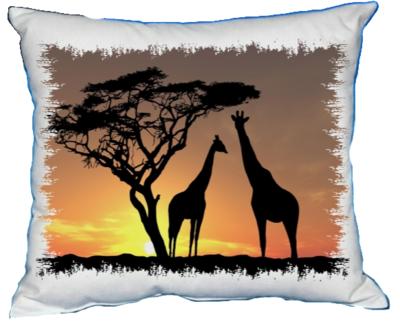 Polštářek Žirafa