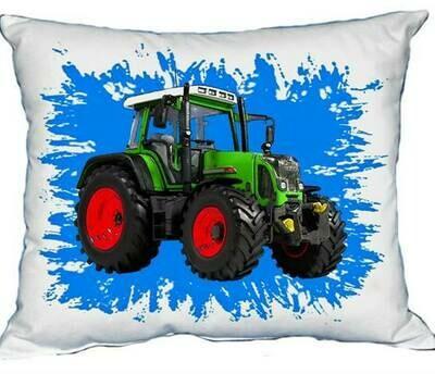 Polštářek Zelený Traktor