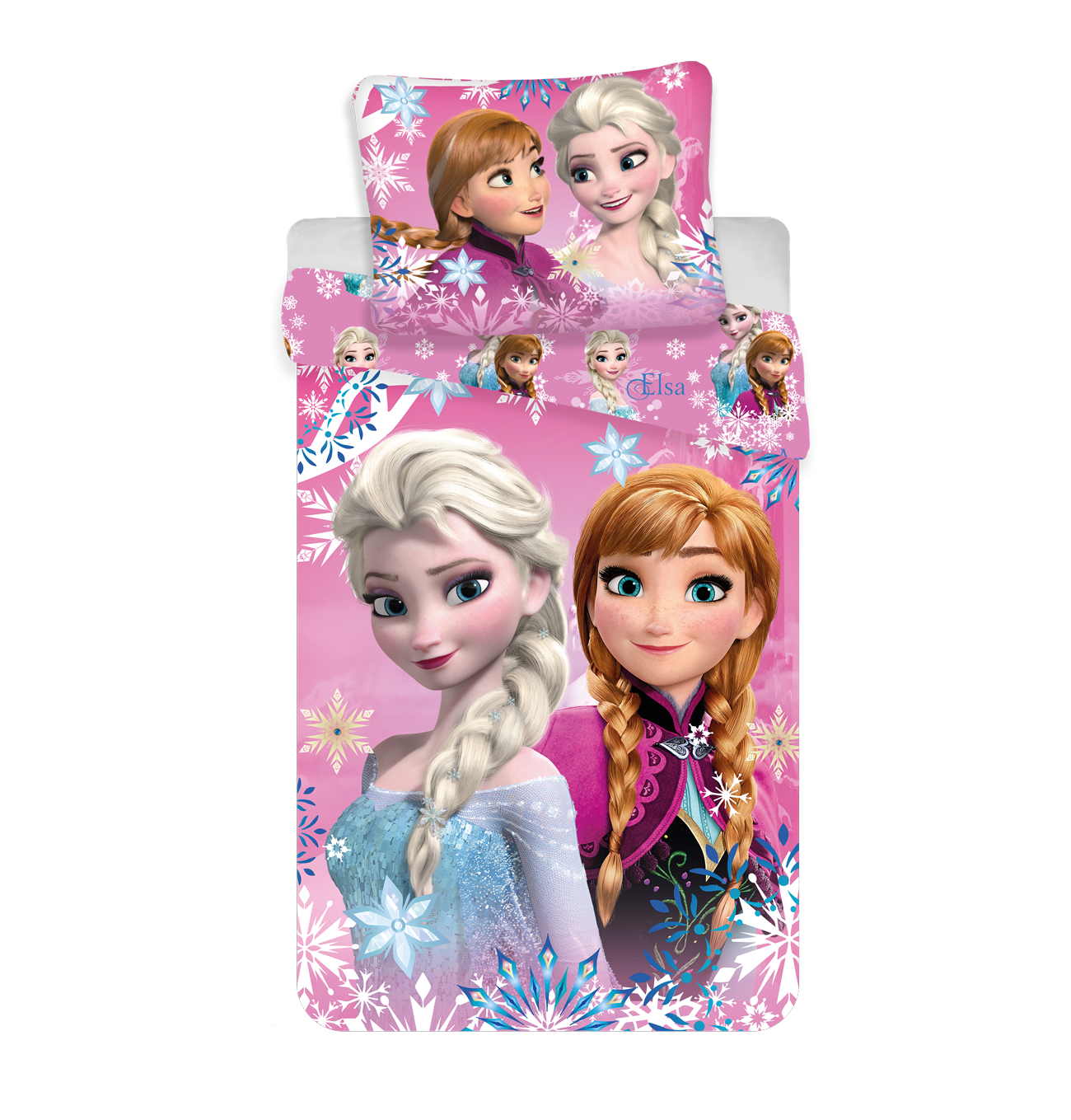 Bavlněné dětské povlečení Frozen