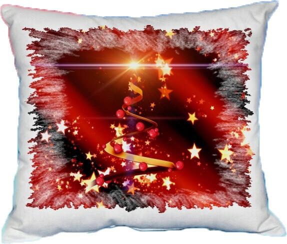 Polštářek vánoční stromeček I