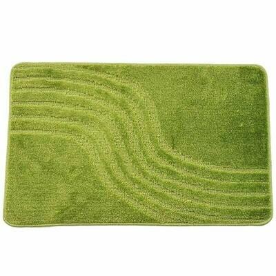 Koupelnová předložka - zelená 5541