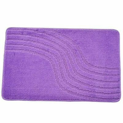 Koupelnová předložka - fialová 4031