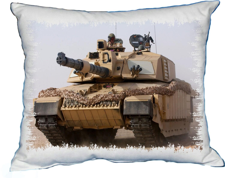 Polštářek Polštářek Tank Challenger 2