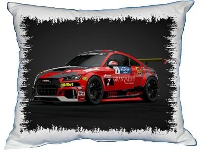 Polštářek závodní auto Audi
